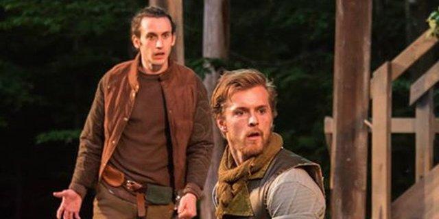 The Heart of Robin Hood, Door Shakespeare